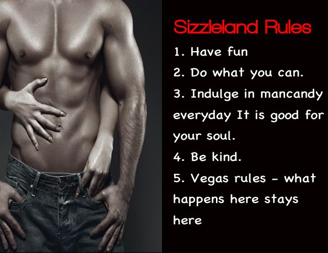 Sizzleland rules