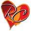 Robin Covington Romance heart logo